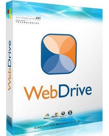 WebDrive crack license key